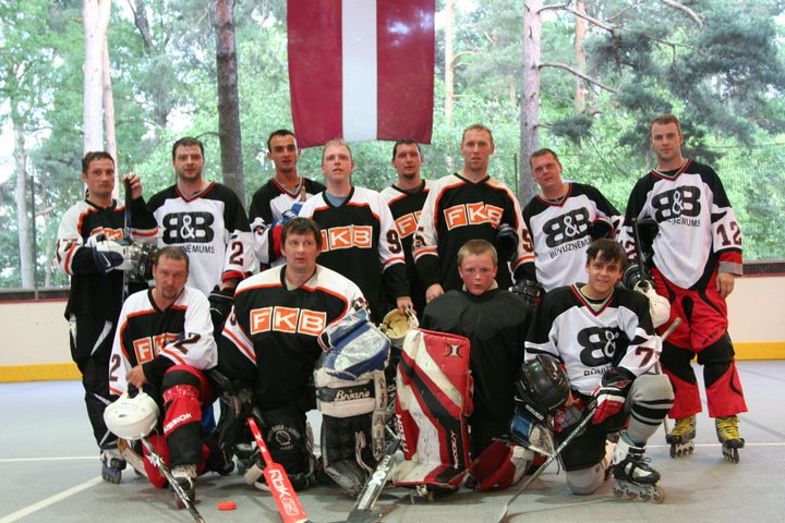 latvia inline hockey